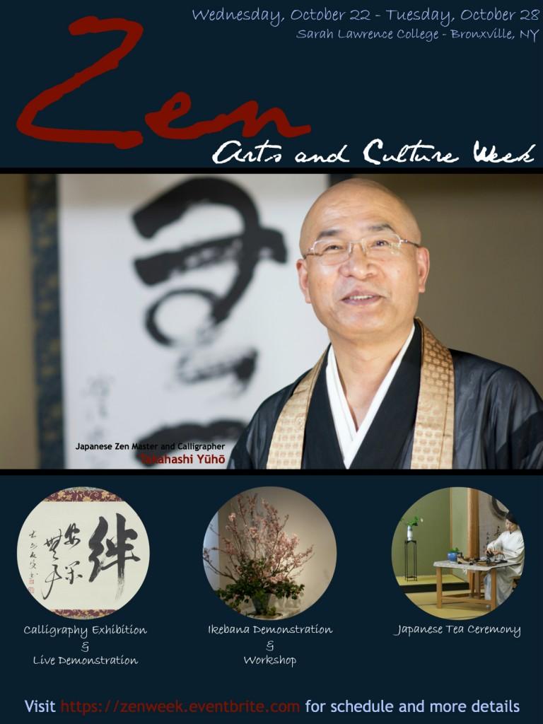 Zen Week Poster